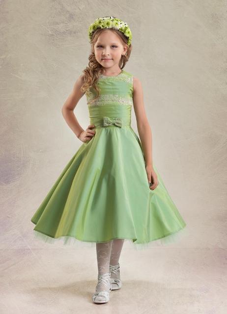 Платья для детей пышные