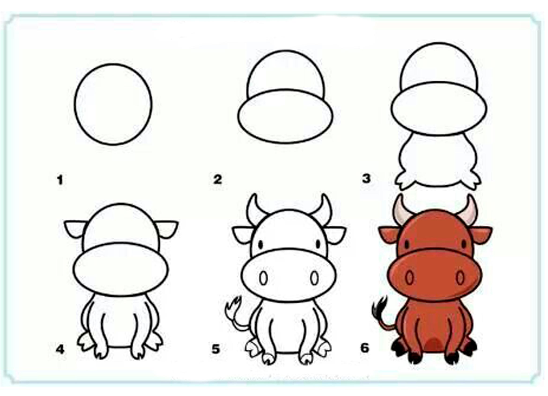 Как научиться рисовать для маленьких
