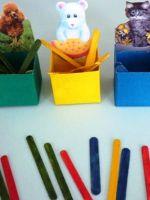 знакомство с искусством в подготовительной группе картотека с целями