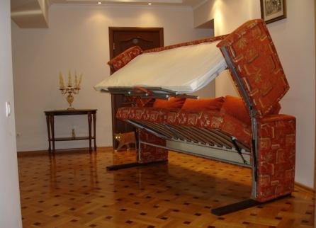 Диван трансформер в двухъярусную кровать Москва