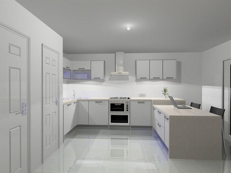 Гостиная кухня дизайн фото
