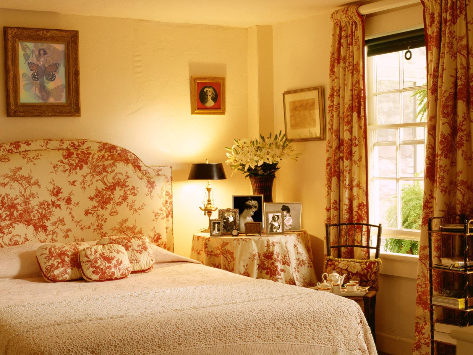 Как создать интерьер спальни своими руками фото