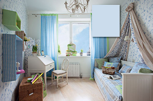 Декор маленькой комнаты фото