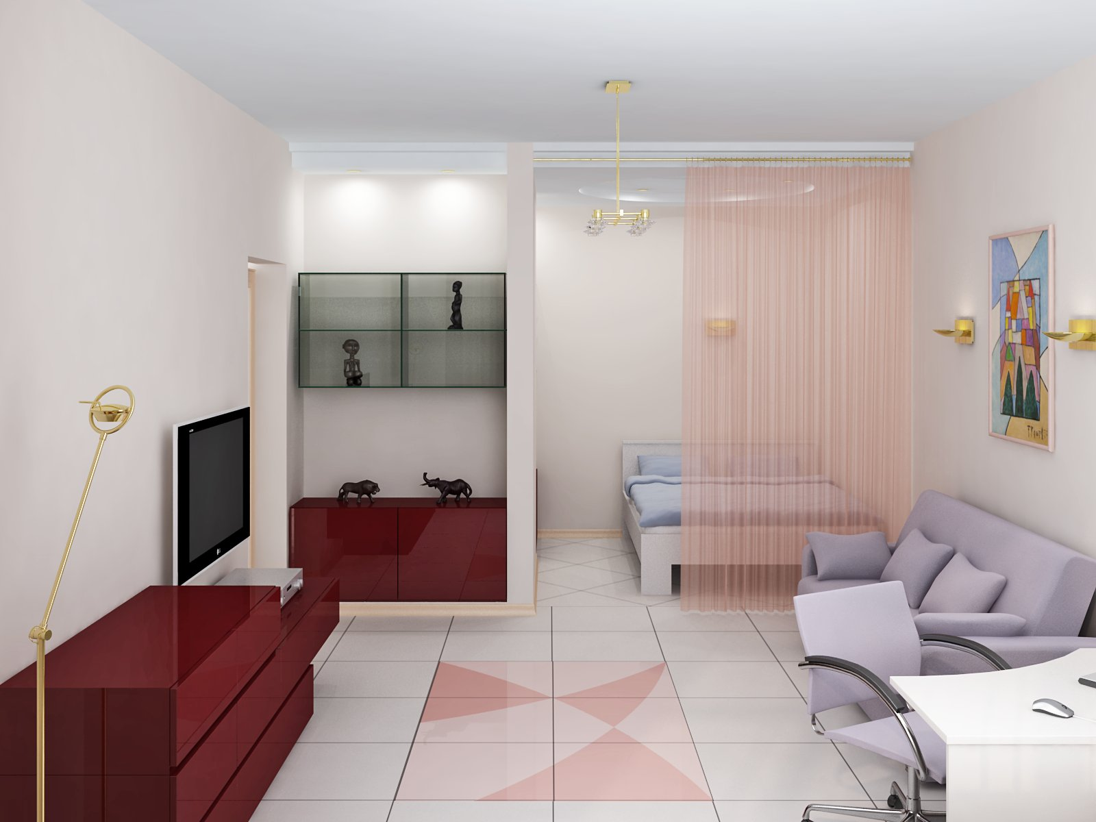 дизайн мебели в маленькой прихожей фото