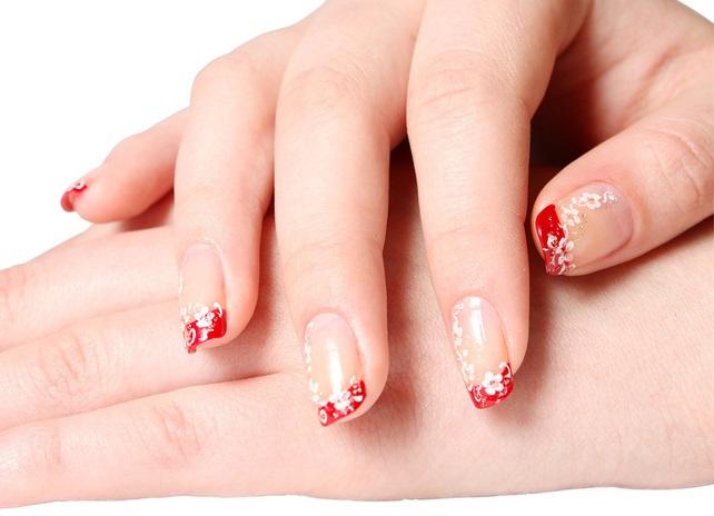дизайн маленьких ногтей: