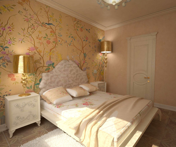 Дизайн маленькой спальни фото в современном стиле