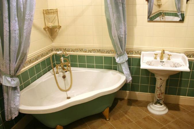 Совмещенная ванная комната в хрущевке