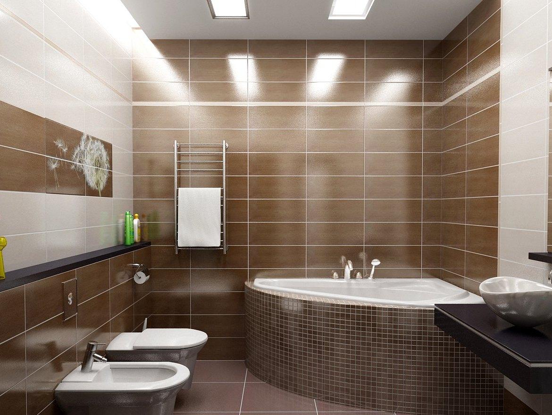 Фото дизайн ванны с туалетом