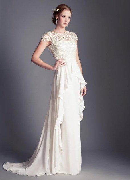 самые пышные свадебные платья фото и цены