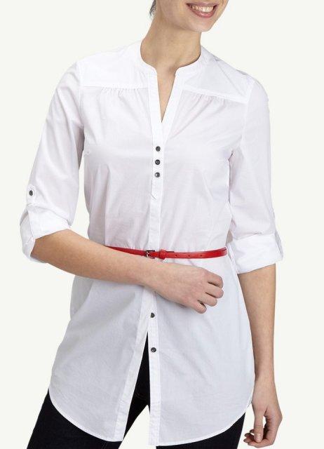 длинные блузки фото