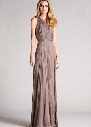 Длинные платья за 2013