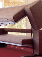 Двухъярусный диван-трансформер