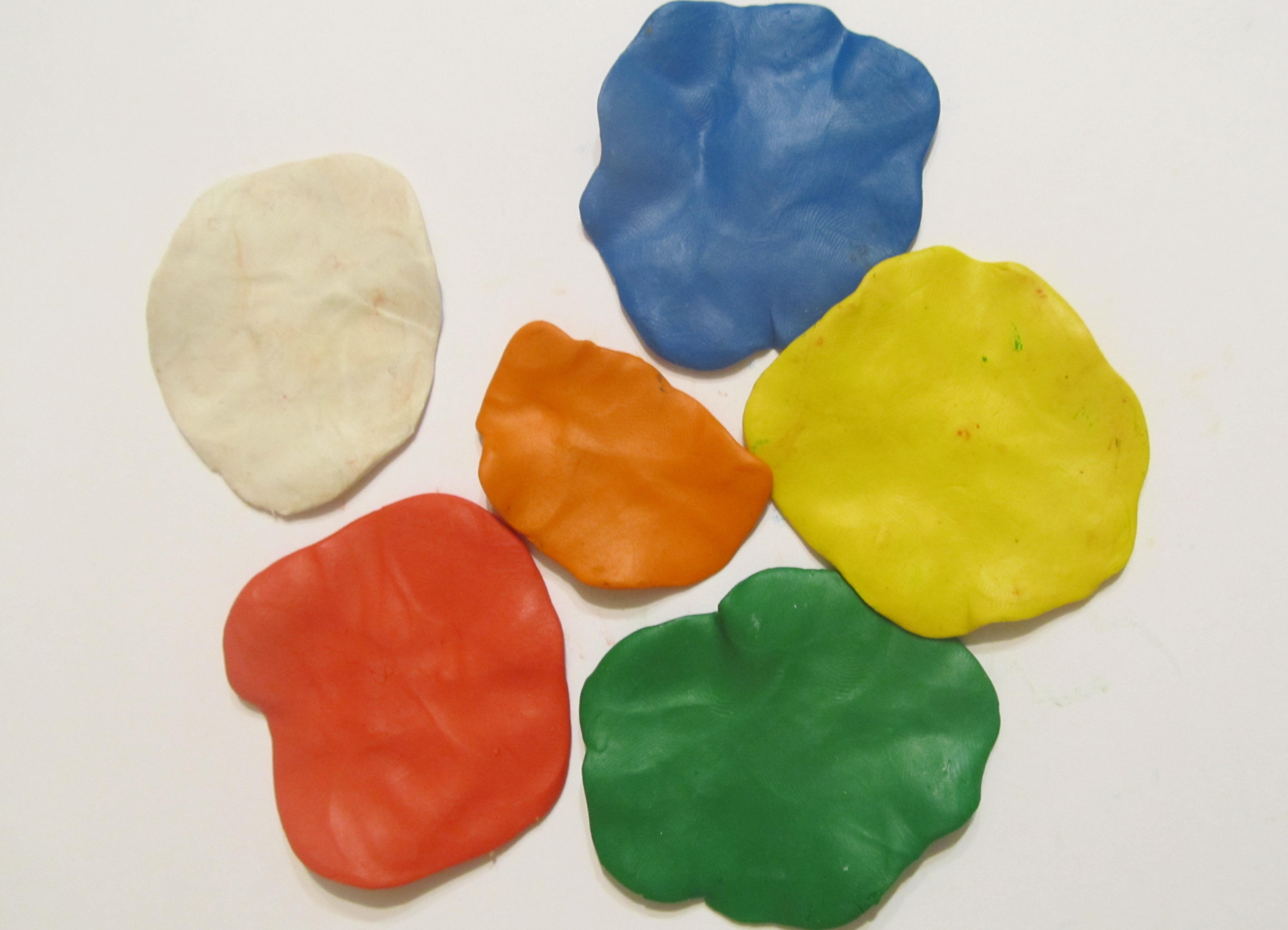 Лепка пластилин своими руками 804