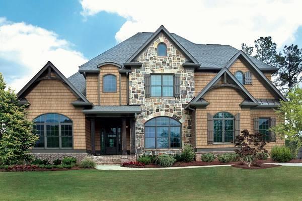 Фото дом в экстерьере