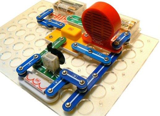 Как сделать из электронного конструктора знаток
