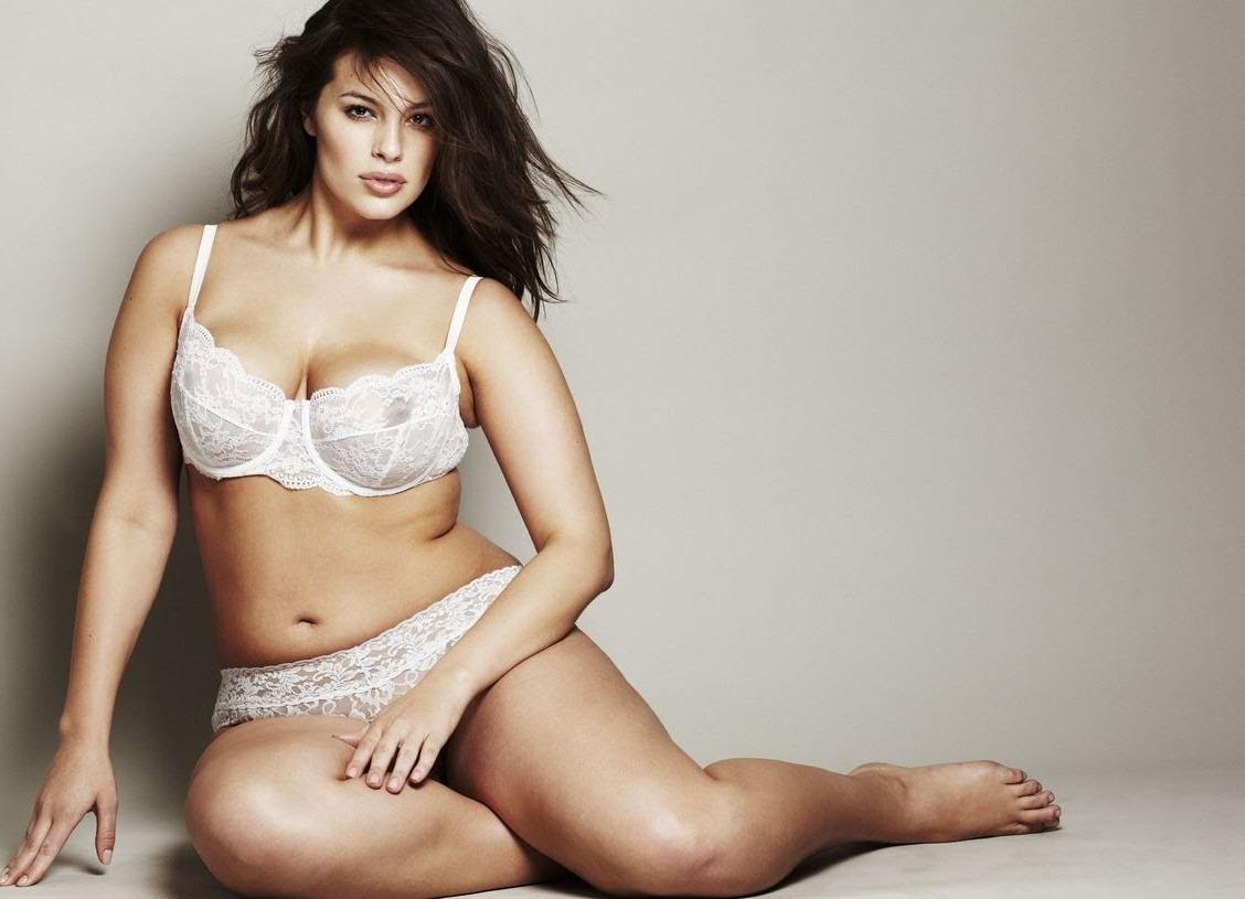 «Плюс сайз» модель Эшли Грэм резко похудела