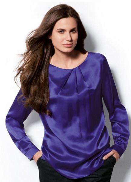 Фасоны блузок