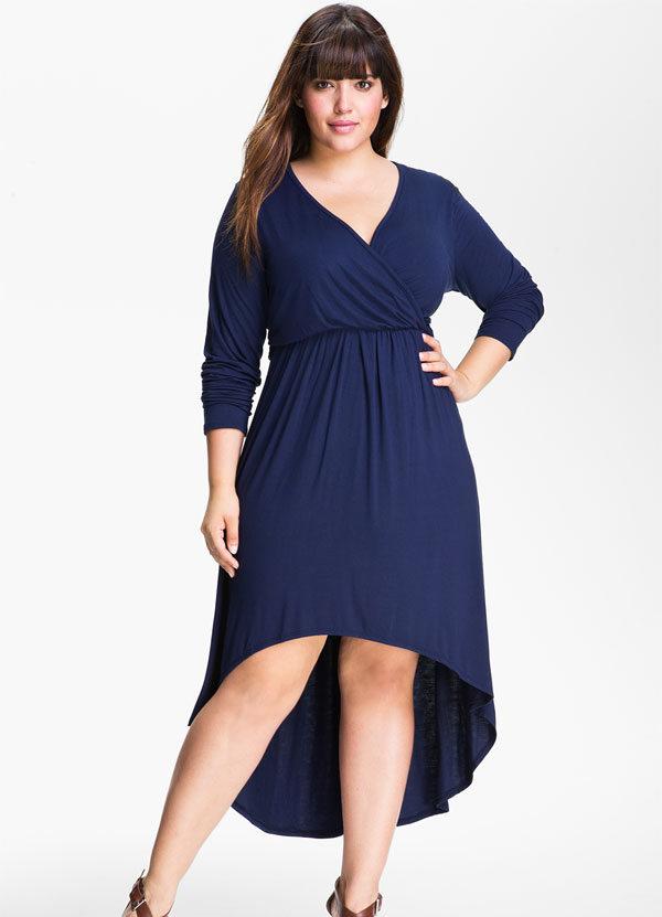 Платье для полных с животом доставка