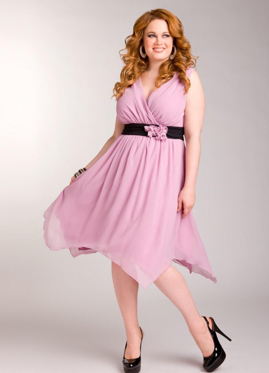 Вечерние платья для маленького роста