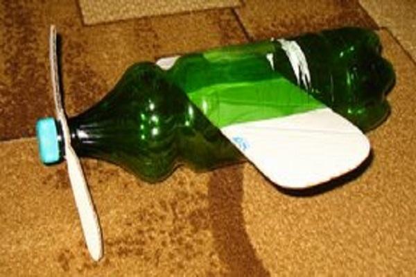 Сделать игрушку своими руками из бутылки