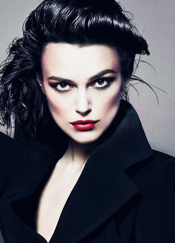 Фотосессия в стиле женщины вамп