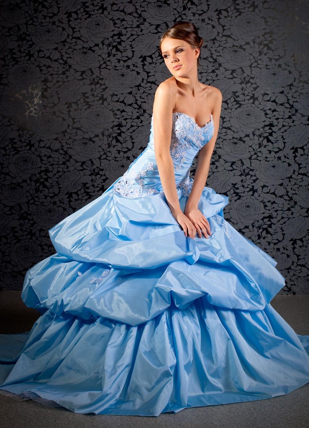 Алсу Платье Синее 40
