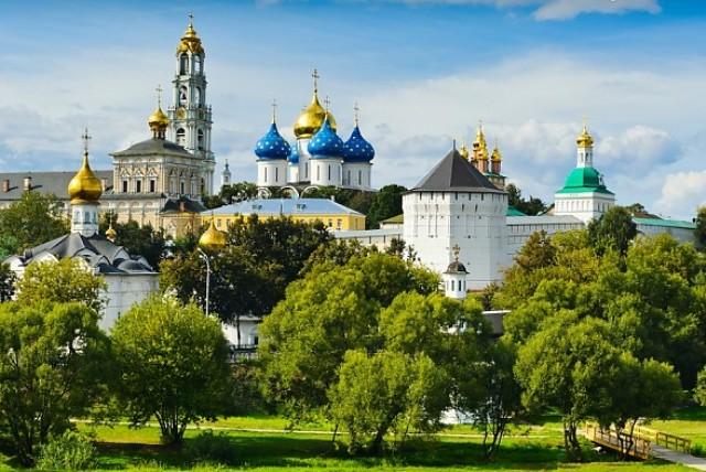 достопримечательности золотого кольца россии фото