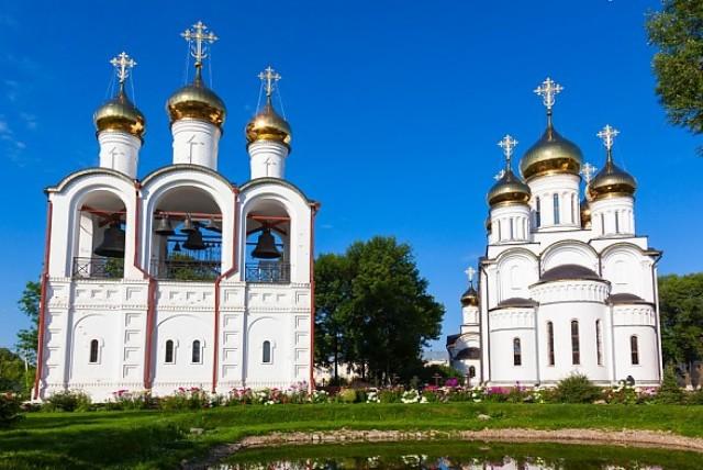 города малого золотого кольца россии