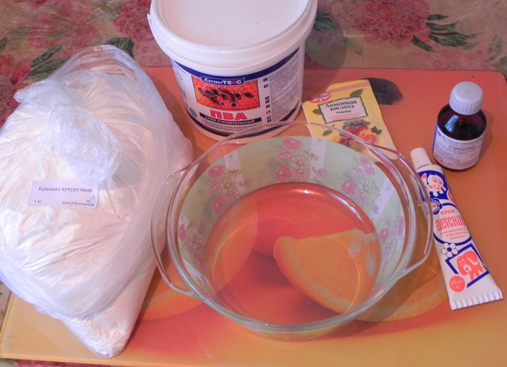 Жидкий фарфор своими руками рецепт