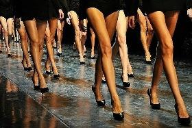как исправить худые ноги