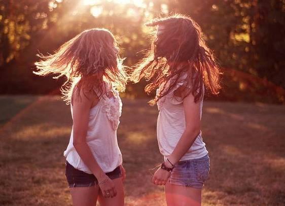 Идеи для фотографий с лучшей подругой