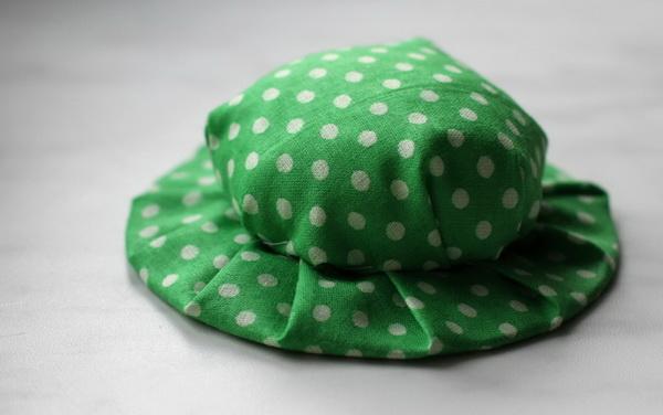 Игольница шляпа своими руками