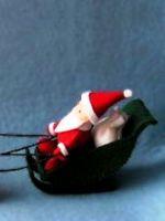 Игрушка Дед Мороз своими руками
