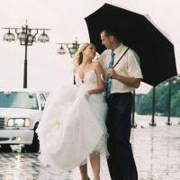 Когда на свадьбе идет дождь