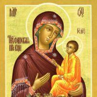 молитва тихвинской иконе божьей матери