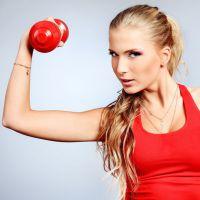 как похудеть в плечах и руках женщине