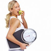 Как скинуть 1 кг за день