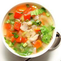 Овощные супы для похудения – рецепты