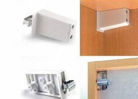 Как повесить кухонные шкафы на стену из гипсокартона2