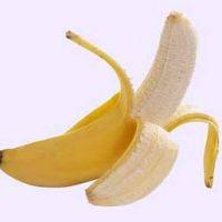 банан белки жиры углеводы