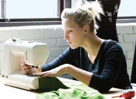 Где можно научиться шить