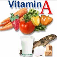 Витамин a где содержится