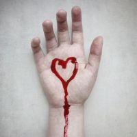 Во сне видеть много крови своей из руки фото 117