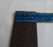 как сшить галстук14