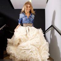 Из джинсы свадебное платье