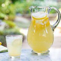 лимонный щербет напиток