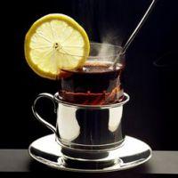 польза черного чая с лимоном