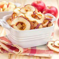 сушеные яблоки для похудения