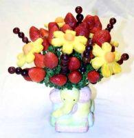 Букет из фруктов16