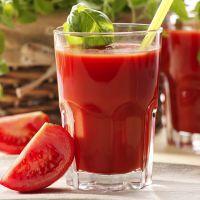 томатный сок калорийность